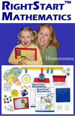 Homeschool Curriculum - RightStart Mathematics