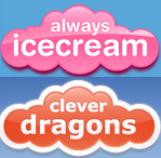 Always Icecream/Clever Dragons