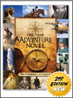 Homeschool Curriculum - One Year Adventure Novel