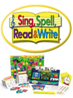 Homeschool Curriculum - Sing, Spell, Read & Write