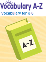 Homeschool Curriculum - Vocabulary A-Z