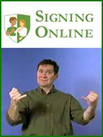 Signing Online