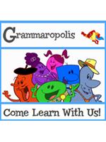 Homeschool Curriculum - Grammaropolis