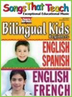 Sara Jordan Bilingual Kid Series