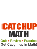 Homeschool Curriculum - Catchup Math