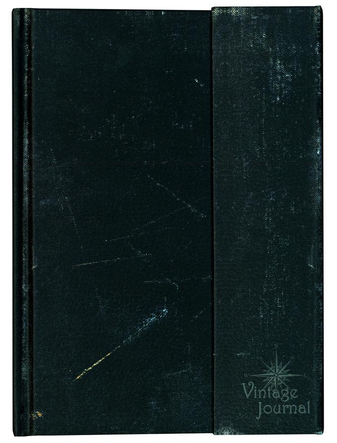 Journal-Rugged Men