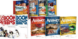 Biblical Answers for the Entire Family Series by Ken Ham & Answers in Genesis
