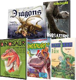 Discover Dinosaurs Set for Children