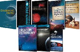 Astronomy and Apologetics by Jason Lisle Set