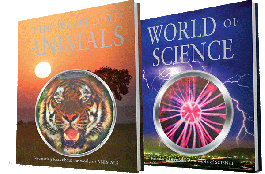 World of Animals & World of Science Pack