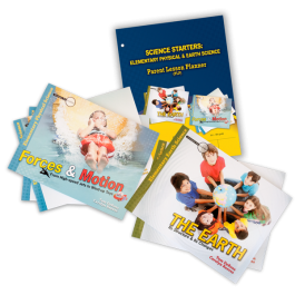 Science Starters: Elementary Physical & Earth Sciences Package