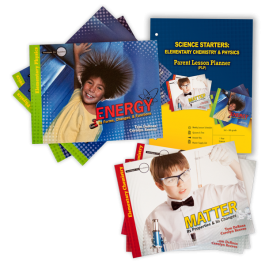 Science Starters: Elementary Chemistry & Physics Package