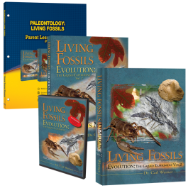Paleontology: Living Fossils Package
