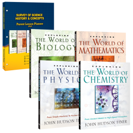 Survey of Science History & Concepts Package