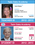 FREE Homeschool ID Card