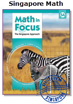 Math in Focus: The Singapore Approach - Save 25% + Free Shipping + Double SmartPoints