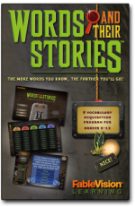 Words and Their Stories - Save 93%