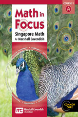 Math in Focus: Homeschool Package, 1st Semester  Grade 6