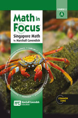 Math in Focus: Homeschool Package, 1st Semester  Grade 7