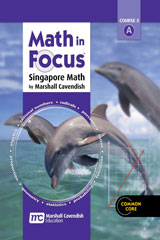 Math in Focus: Homeschool Package, 1st Semester  Grade 8