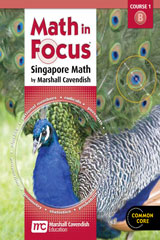 Math in Focus: Homeschool Package, 2nd Semester  Grade 6