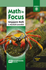 Math in Focus: Homeschool Package, 2nd Semester  Grade 7