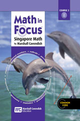 Math in Focus: Homeschool Package, 2nd Semester  Grade 8