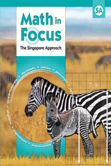 Math in Focus: Student Pack  Grade 5