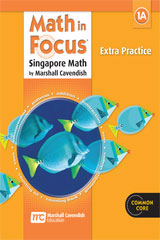 Math in Focus: Homeschool Package w/ Answer Key  Grade 1
