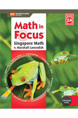 Math in Focus: Homeschool Package w/ Answer Key  Grade 2