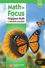 Math in Focus: Homeschool Package w/ Answer Key  Grade 3
