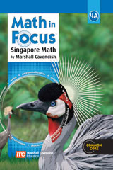 Math in Focus: Homeschool Package w/ Answer Key  Grade 4