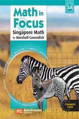 Math in Focus: Homeschool Package w/ Answer Key  Grade 5