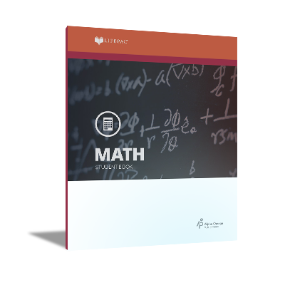 Consumer Math Set of 10 Units