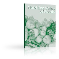 Family & Consumer Science Nutritive Value of Foods