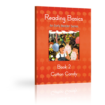 Reading Basics Book 2, Cotton Candy