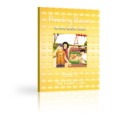 Reading Basics Book 5, The Gold Coin