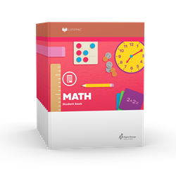 Grade 1 Math Set of 10 Units