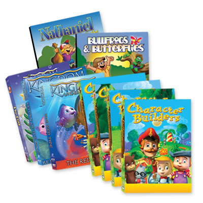 Horizons Preschool Complete Multimedia Set