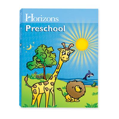 Horizons Preschool Student BK1