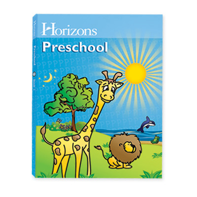 Horizons Preschool Teacher Guide BK1