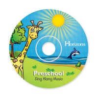Preschool Sing Along CD