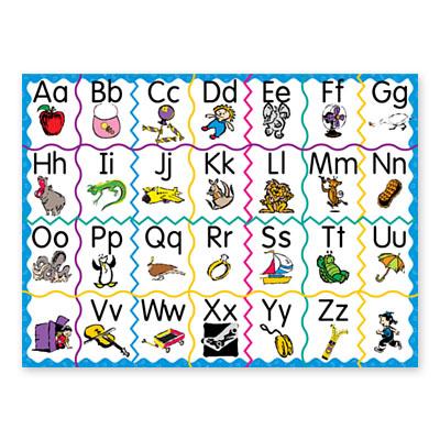 Horizons Kindergarten Alphabet floor puzzle