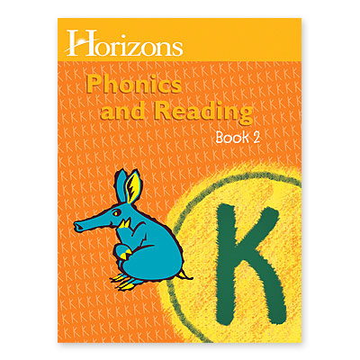 Horizons Kindergarten Phonics & Reading Bk 2