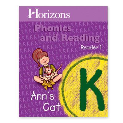 Student Reader 1, Ann