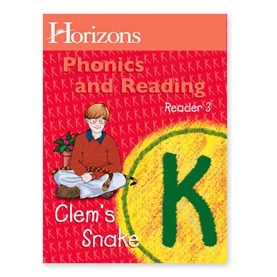 Student Reader 3, Clem