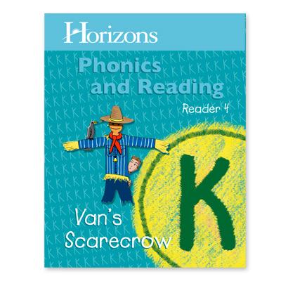 Student Reader 4, Van
