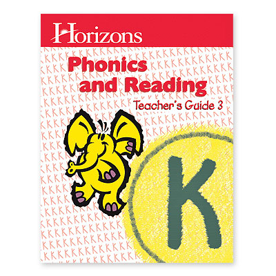 Horizons K Phonics & Reading Teacher