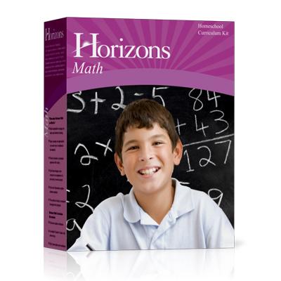 Horizons Math Kindergarten Complete Set
