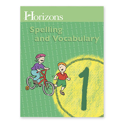Grade 1 Spelling Student Book